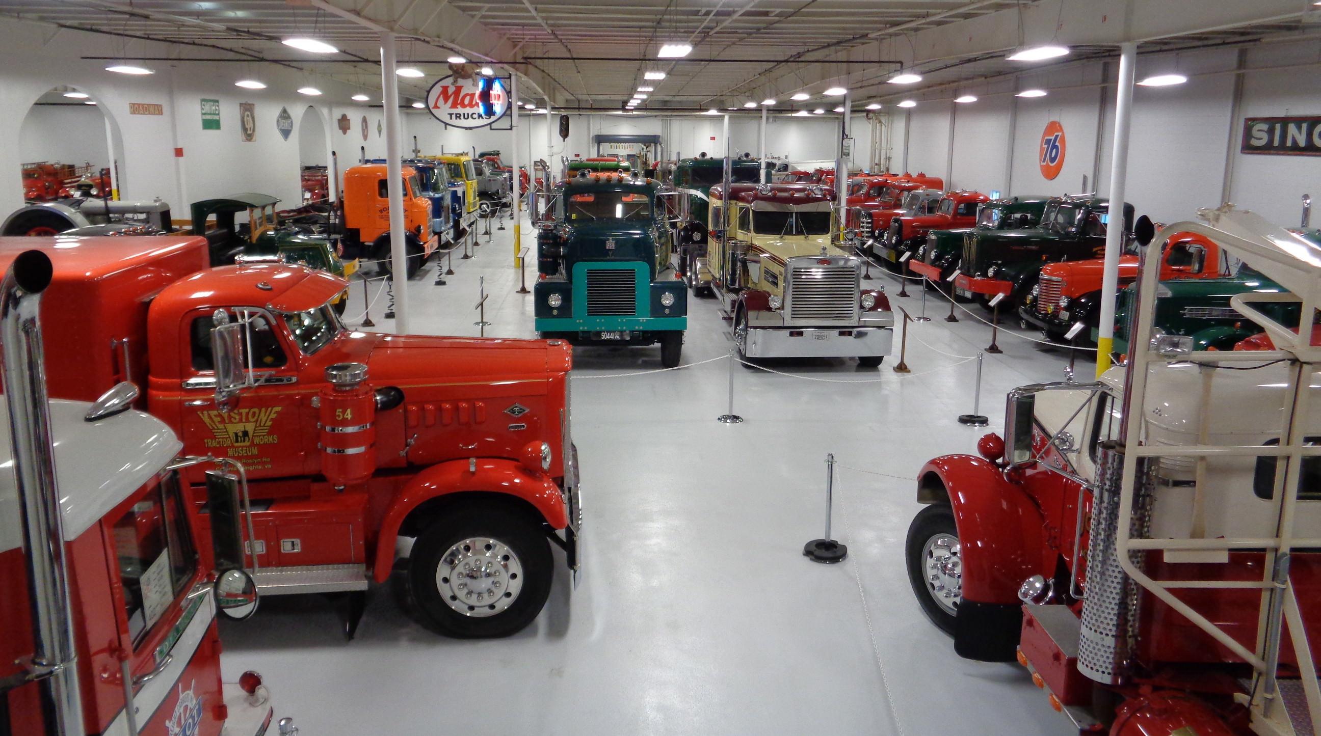 truck room