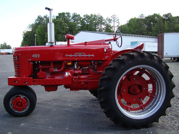 Farmall 400 Tractor : Farmall related keywords long tail